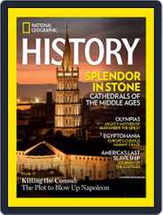 National Geographic History (Digital) Subscription November 1st, 2019 Issue