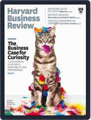 Harvard Business Review (Digital) Subscription September 1st, 2018 Issue