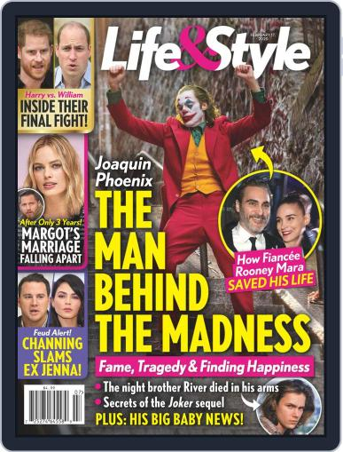Life & Style Weekly February 17th, 2020 Digital Back Issue Cover