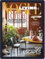 Vogue Living (Digital) Subscription July 1st, 2018 Issue