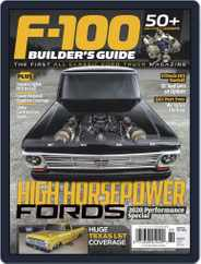 F100 Builders Guide Magazine (Digital) Subscription June 1st, 2020 Issue