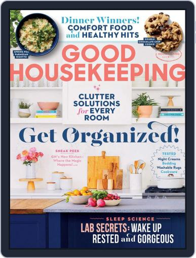 Good Housekeeping March 1st, 2020 Digital Back Issue Cover