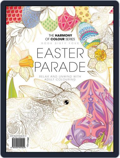 Colouring Book: Easter Parade