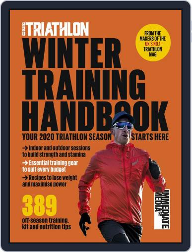 Winter Training Handbook February 13th, 2020 Digital Back Issue Cover