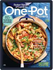 Better Homes & Gardens One-Pot Dinners Magazine (Digital) Subscription February 12th, 2020 Issue