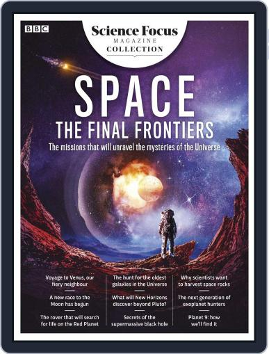 Space The Final Frontiers February 24th, 2020 Digital Back Issue Cover