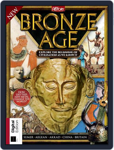 Bronze Age February 19th, 2020 Digital Back Issue Cover