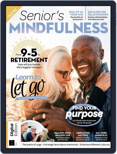 Senior's Mindfulness February 19th, 2020 Digital Back Issue Cover