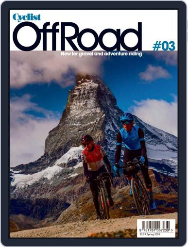 Cyclist Off Road April 8th, 2020 Digital Back Issue Cover