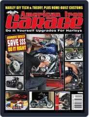 American Iron Garage (Digital) Subscription August 29th, 2012 Issue