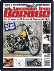 American Iron Garage (Digital) Subscription February 16th, 2016 Issue