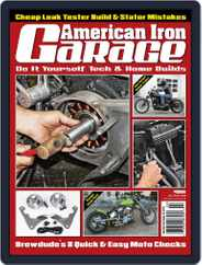 American Iron Garage (Digital) Subscription January 1st, 2018 Issue