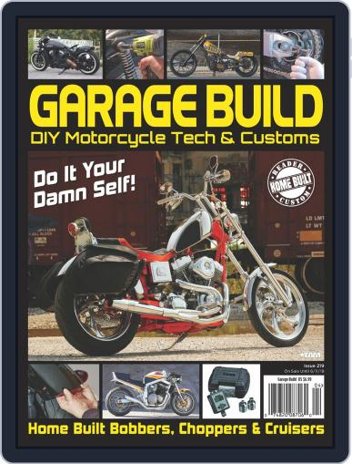 American Iron Garage March 14th, 2019 Digital Back Issue Cover