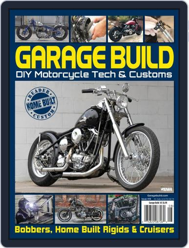 American Iron Garage July 3rd, 2019 Digital Back Issue Cover