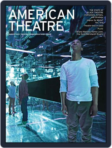 AMERICAN THEATRE March 1st, 2019 Digital Back Issue Cover