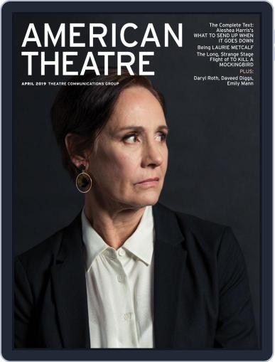 AMERICAN THEATRE April 1st, 2019 Digital Back Issue Cover