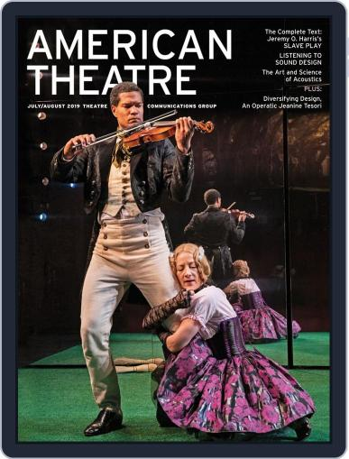 AMERICAN THEATRE July 1st, 2019 Digital Back Issue Cover