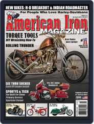 American Iron (Digital) Subscription September 4th, 2014 Issue