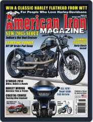 American Iron (Digital) Subscription October 2nd, 2014 Issue