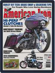 American Iron (Digital) Subscription December 1st, 2014 Issue