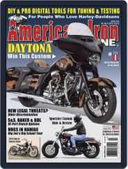 American Iron (Digital) Subscription January 22nd, 2015 Issue
