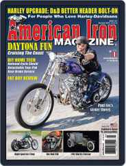 American Iron (Digital) Subscription February 1st, 2015 Issue