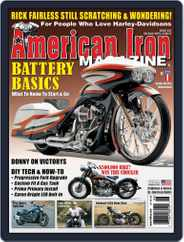 American Iron (Digital) Subscription April 1st, 2015 Issue