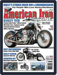 American Iron (Digital) Subscription May 1st, 2015 Issue