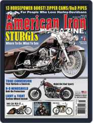 American Iron (Digital) Subscription July 1st, 2015 Issue