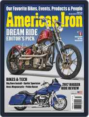 American Iron (Digital) Subscription February 28th, 2017 Issue