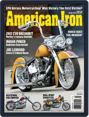 American Iron (Digital) Subscription April 25th, 2017 Issue