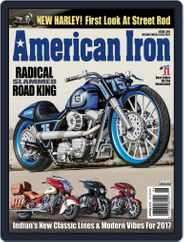 American Iron (Digital) Subscription May 23rd, 2017 Issue