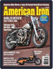 American Iron (Digital) Subscription June 20th, 2017 Issue