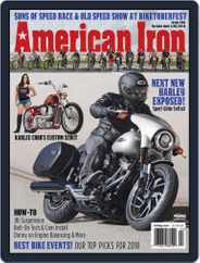 American Iron (Digital) Subscription January 30th, 2018 Issue
