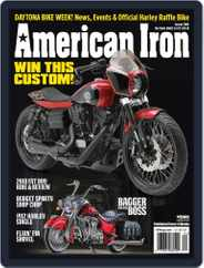 American Iron (Digital) Subscription March 27th, 2018 Issue