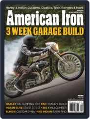 American Iron (Digital) Subscription June 7th, 2018 Issue