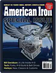 American Iron (Digital) Subscription July 9th, 2018 Issue