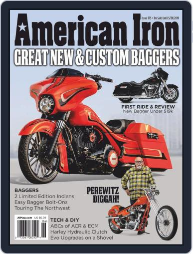 American Iron May 28th, 2019 Digital Back Issue Cover