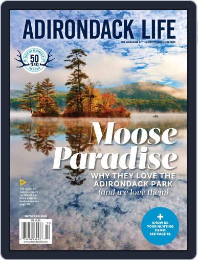 Adirondack Life September 1st, 2019 Digital Back Issue Cover