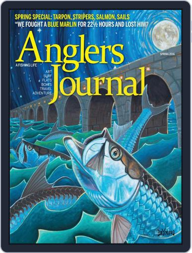 Angler's Journal April 26th, 2016 Digital Back Issue Cover