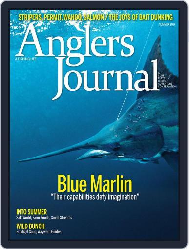 Angler's Journal June 8th, 2017 Digital Back Issue Cover
