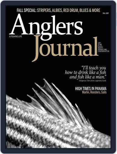 Angler's Journal November 1st, 2017 Digital Back Issue Cover