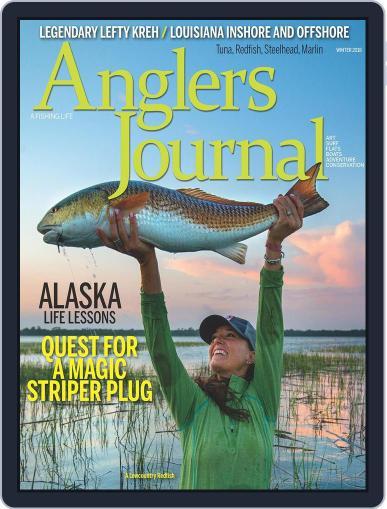 Angler's Journal December 7th, 2017 Digital Back Issue Cover
