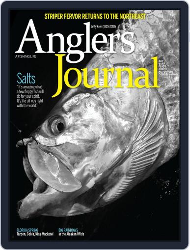 Angler's Journal April 10th, 2018 Digital Back Issue Cover