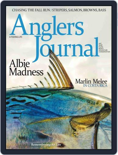 Angler's Journal September 18th, 2018 Digital Back Issue Cover