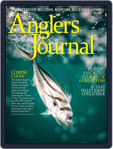 Angler's Journal May 7th, 2019 Digital Back Issue Cover