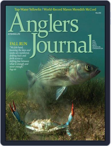 Angler's Journal September 17th, 2019 Digital Back Issue Cover