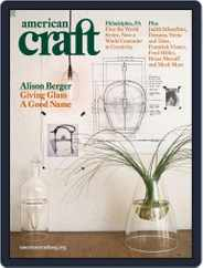 American Craft (Digital) Subscription January 29th, 2009 Issue