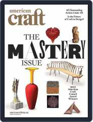 American Craft (Digital) Subscription September 17th, 2012 Issue