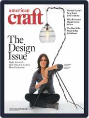 American Craft (Digital) Subscription November 19th, 2012 Issue